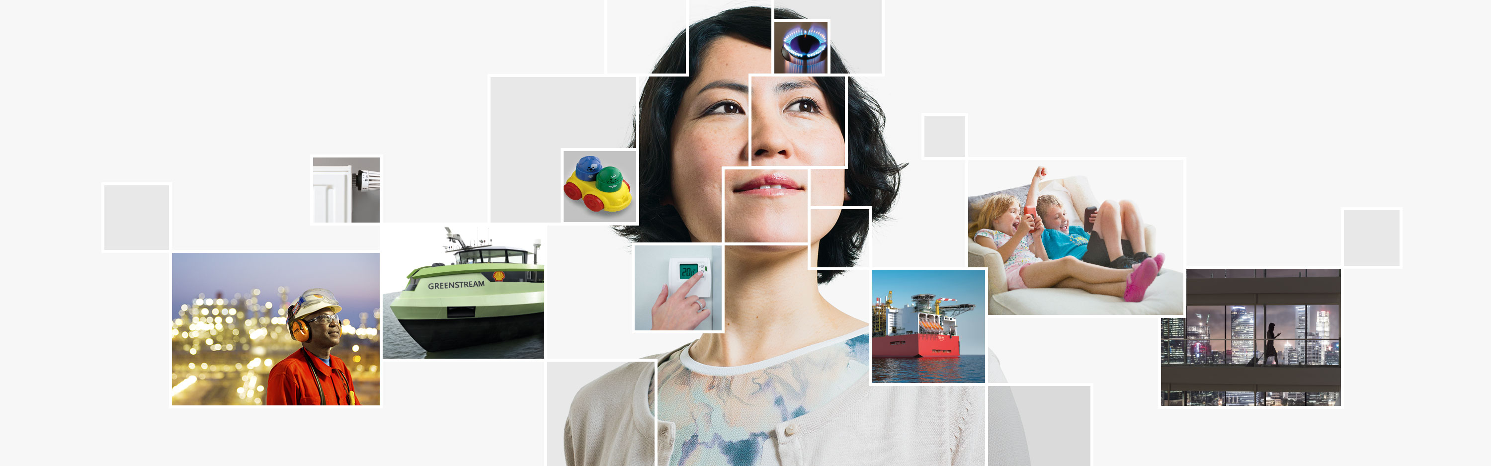 Shell Annual Report 2015