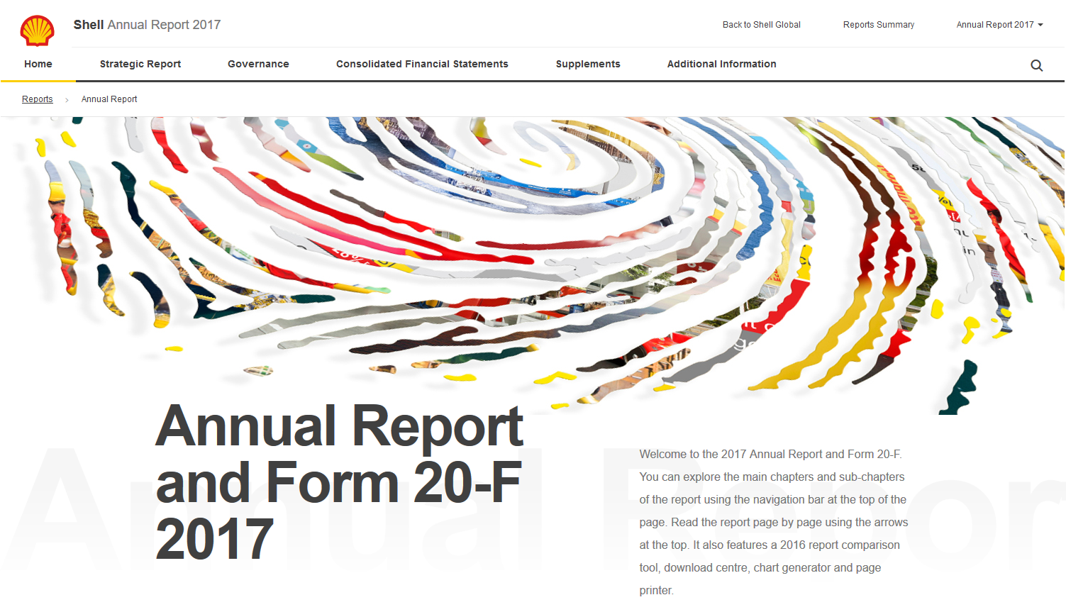 Shell Annual Report 2017 - Home bae11bd148