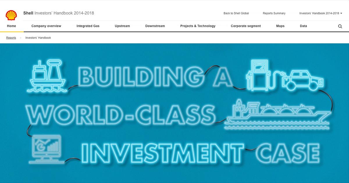 In Focus: Brazil - Shell Investors' Handbook 2014-2018